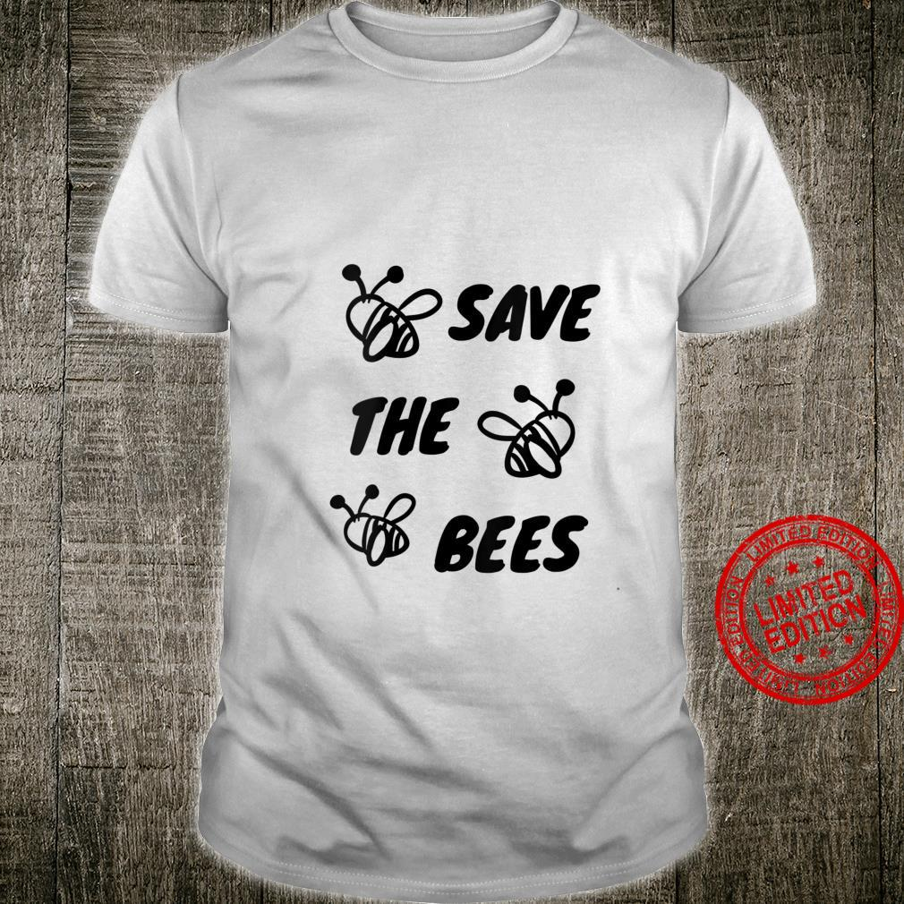 Womens Save The Bees Shirt